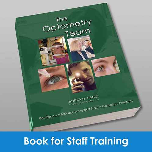 The Optometry Team - Book