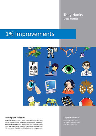 One percent improvements