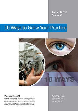 Ten Ways to Grow Your Optometry Practice