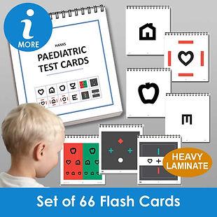 Eye Test Cards