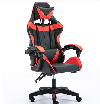 GAMING CHAIR OFFICE CHAIR WITH FOOTREST NEW DESIGN