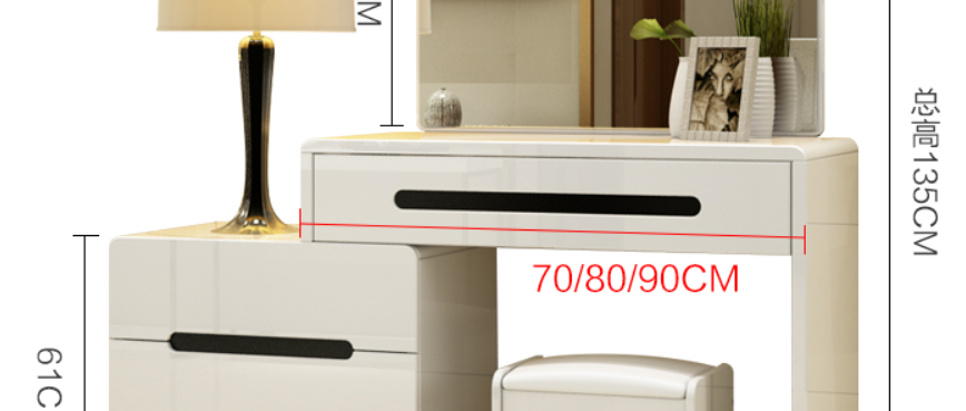 FJ Dressing table(80X76.5X45  )Modern design