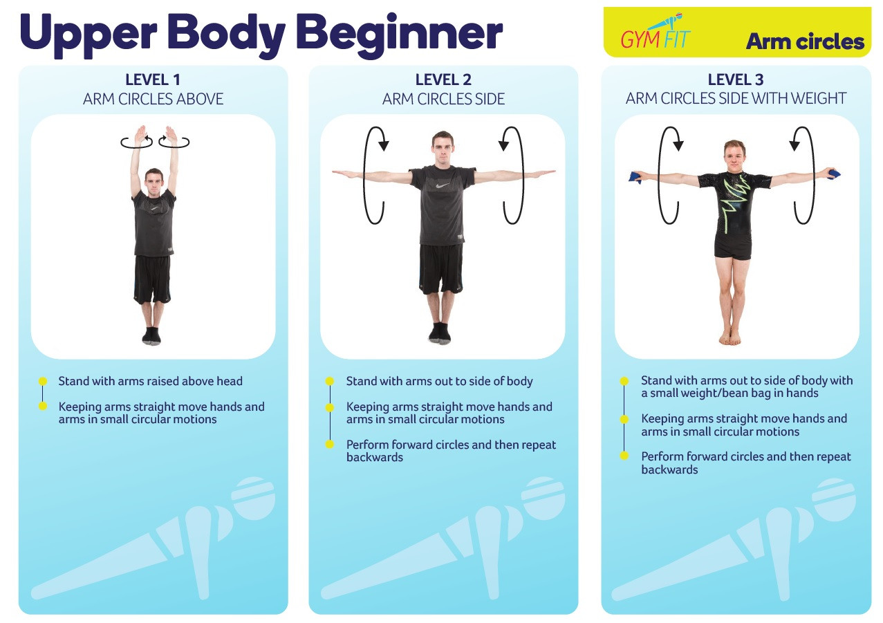 Upper Body Beginner