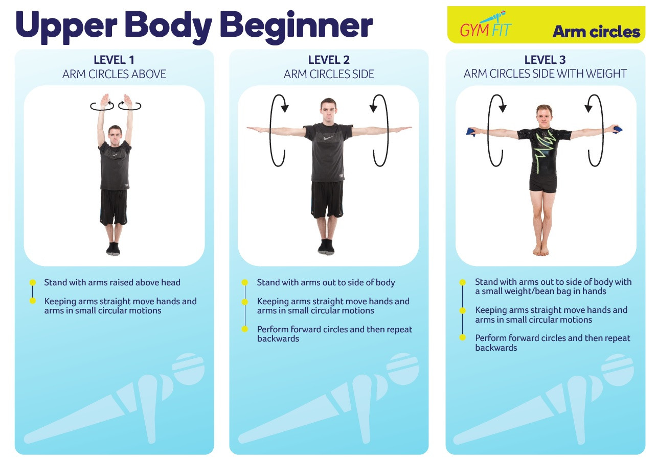 Upper Body Beginner
