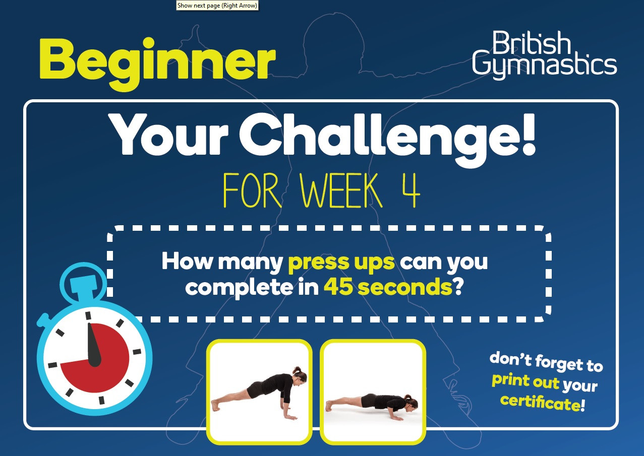 Your Challenge!