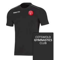 Club T-Shirt Black