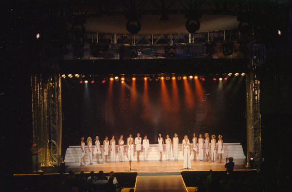 Full Production - Lights, Sound, Curtains, Scenic Elements, Truss, Motors, Distro, & Console
