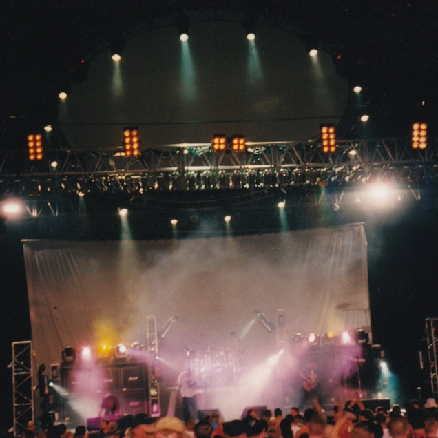 Conventional/Automated Lights, Curtain, Truss, Motors, Dimming/Distro, & Console