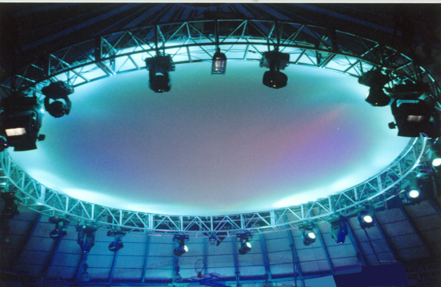 Automated Lights, Strobes, Curtain, Truss, Motors, Distro, & Console