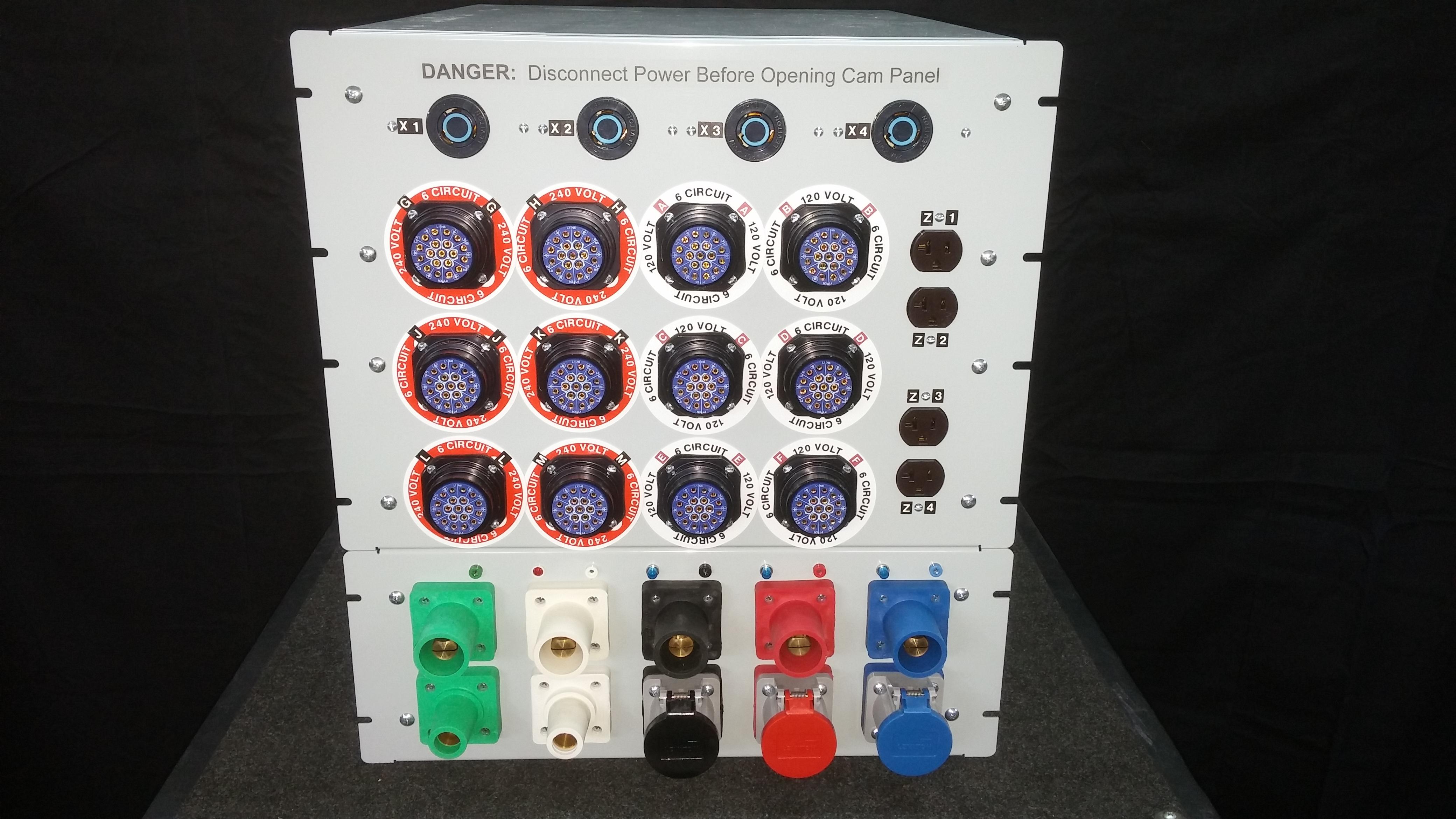 Pro Audio Distro 1