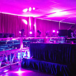 Full Production - Automated Lights, Sound, LED Softcurtains, Truss, Distro, & Console