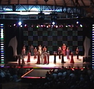 Full Production - Lights, Sound, Screen, Curtains, Scenic Elements, Truss & Motors