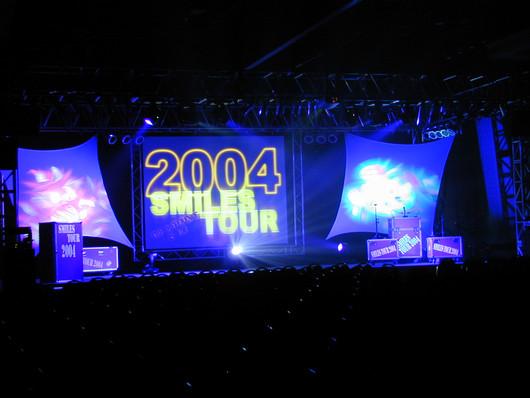 Full production - Lights, Sound, Screens, Scenic Elements, Truss & Motors