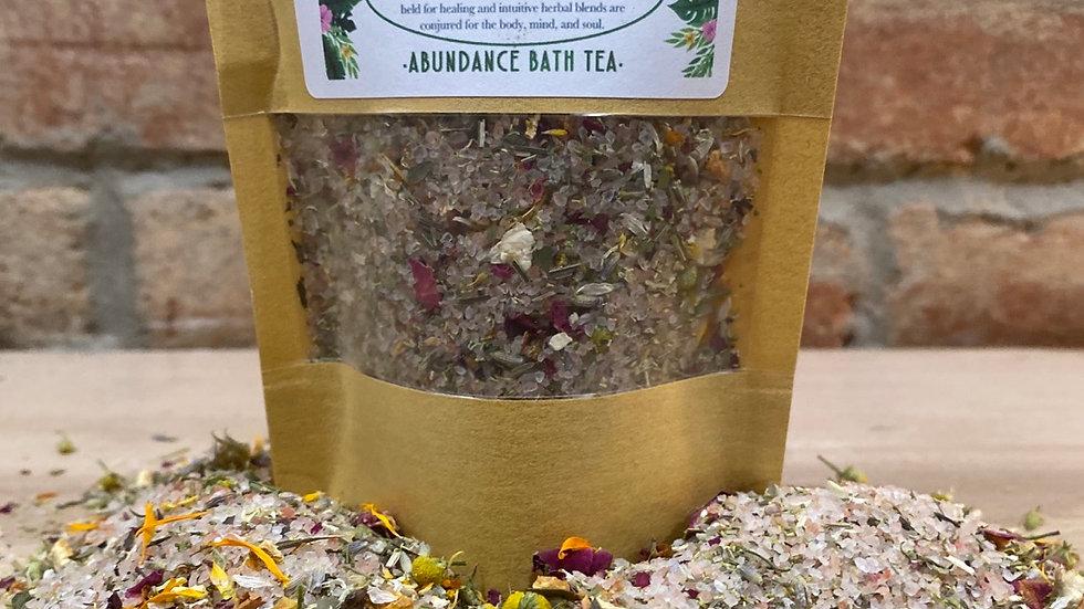 Abundance Bath Tea (Small)