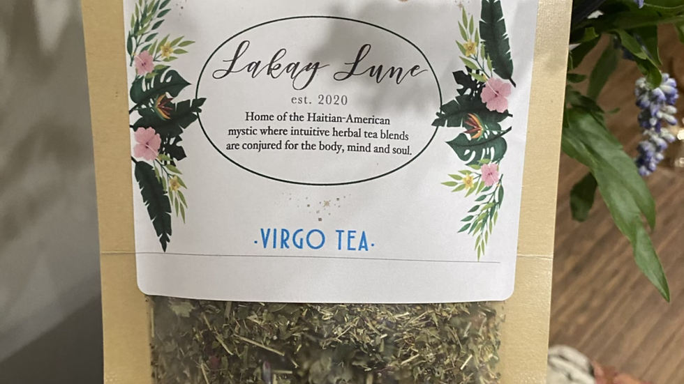 Virgo (Loose Tea)