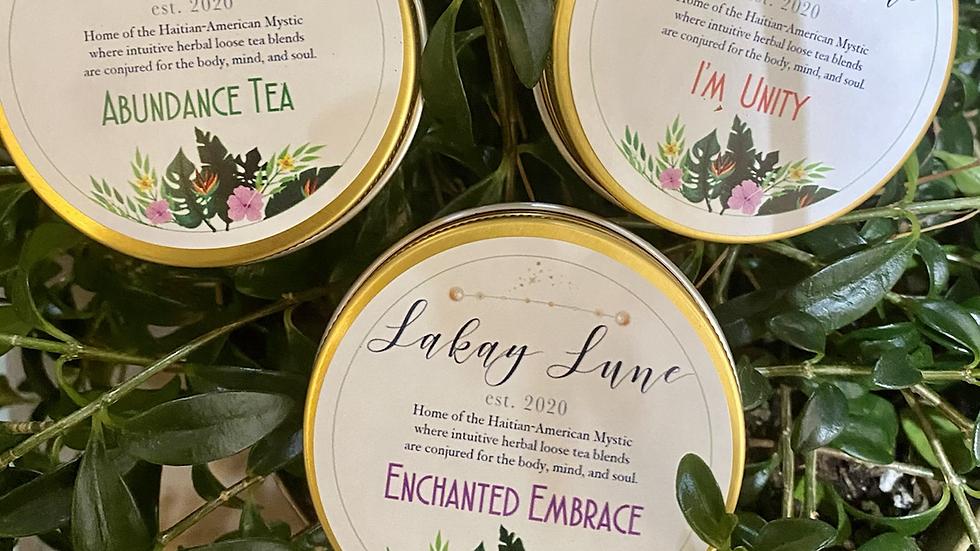 Tea Tasting Sampler