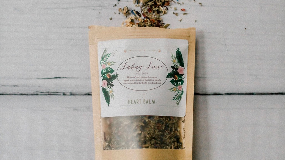 Heart Balm (Loose Tea)