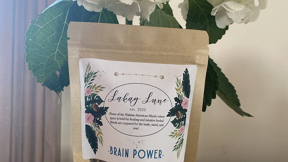 Brain Power (Loose Tea)