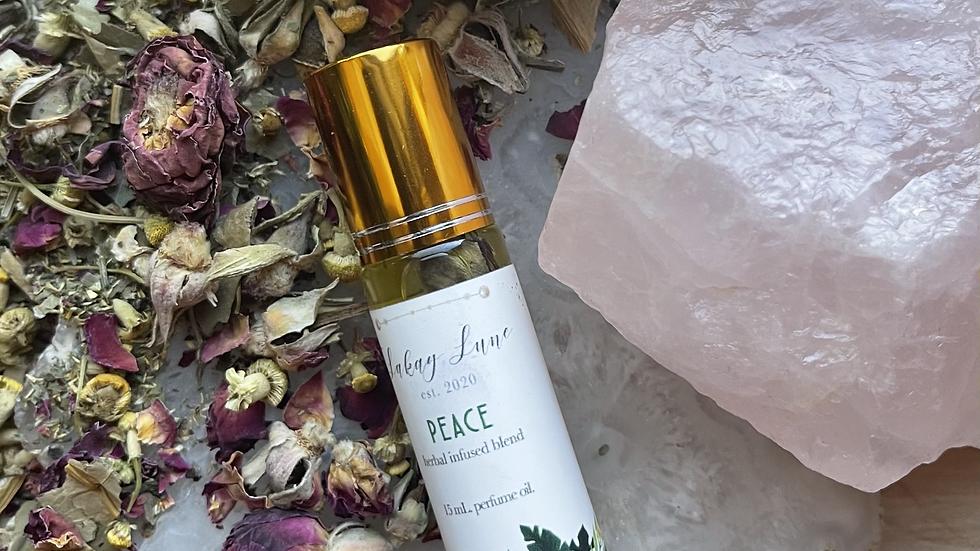 Peace Perfume Oil