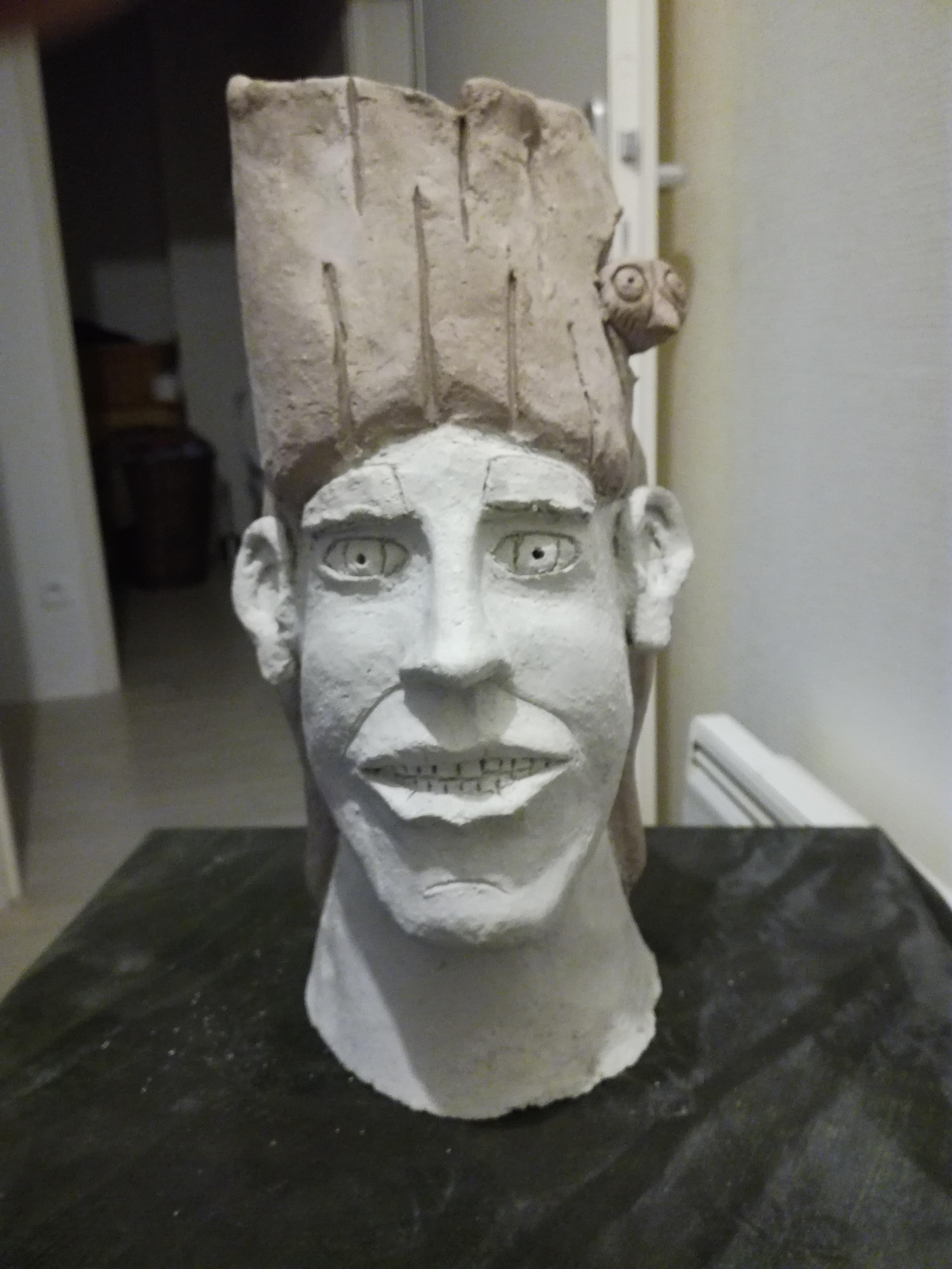 L'homme De La Forèt. 150€