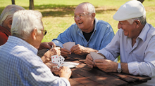 Increased Social Interaction Linked to Healthier Brain Structures for Older Populations