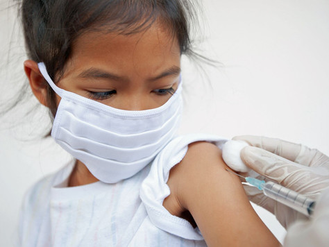 COVID-19 Vaccines Now Available for Children of Ages 12-15