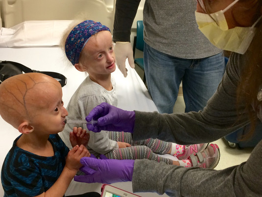 FDA Approves First Drug Treatment for Progeria