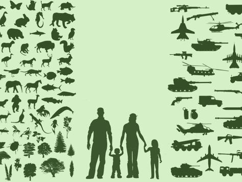 Importance of biodiversity in public health