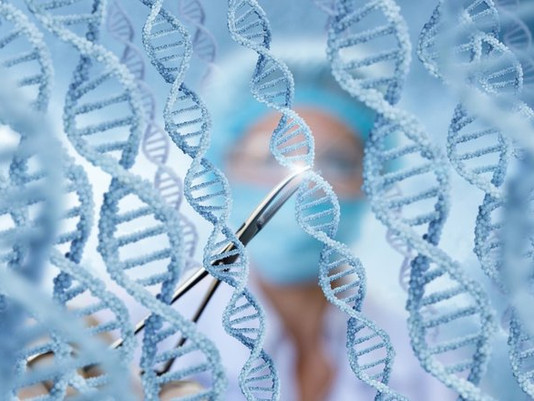 Gene Editing: Our Moral Savior?