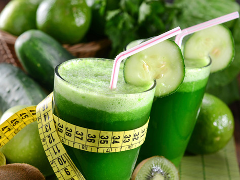 The Deceptive Benefits of Liquid Detox Diets