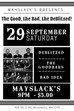Gig - Sept 29, 2018 - Mayslack's - Minneapolis, MN