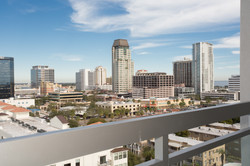 The sage downtown st pete condo view