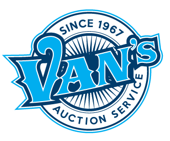 best service multiple colors fresh styles Van's Auction Service | Upcoming Auctions
