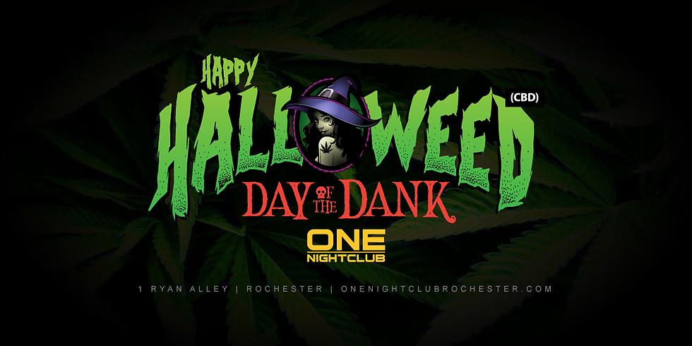 Happy Halloweed Day of the Dank
