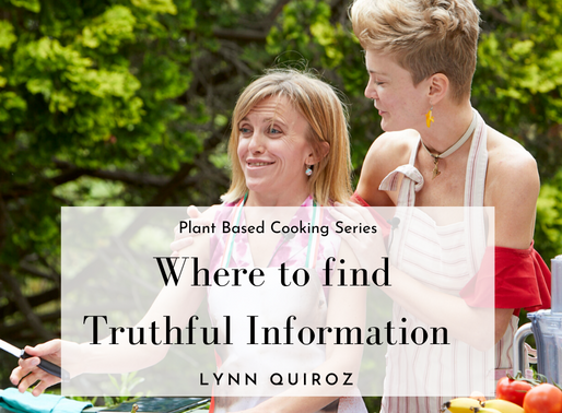 Where to Find Truthful Information about Plant-based Diets