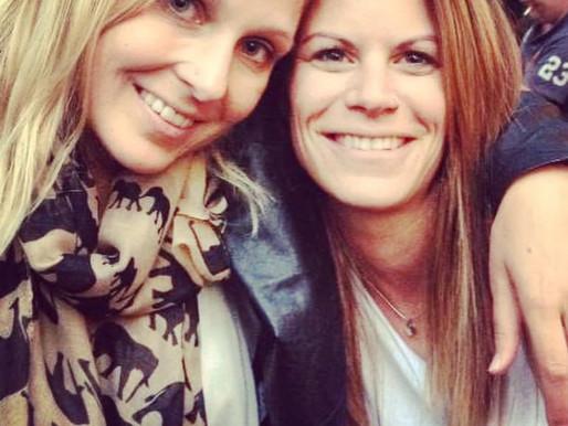 Making Life Long Friends -Franziska & Anick