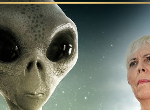 Have You had Alien Contact? - Mary Rodwell