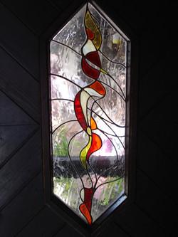 Vitražno steklo