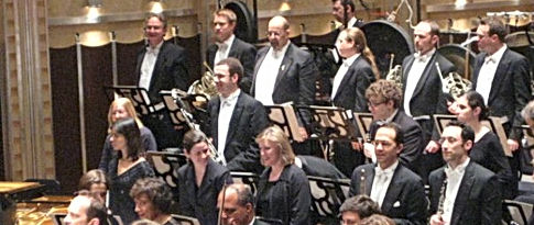Stanislav Golovin is performing with The Cleveland Orchestra.