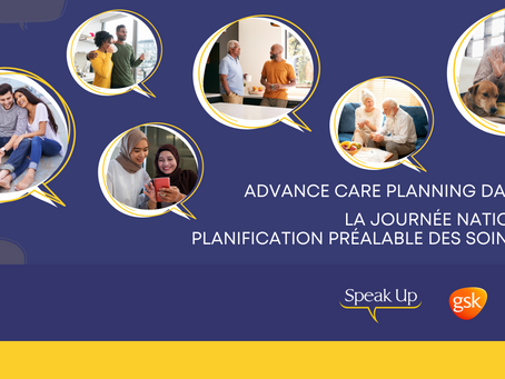 Advance Care Planning Day is April 16
