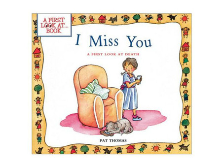 10 Children Books on Death, Grief, and Loss for Younger Readers