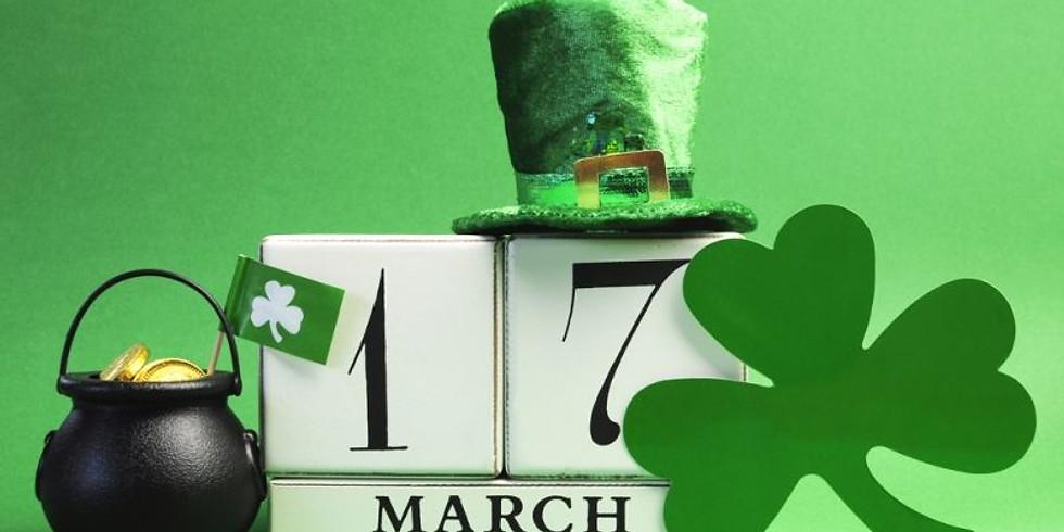 Luck of the Irish 50-50 Raffle