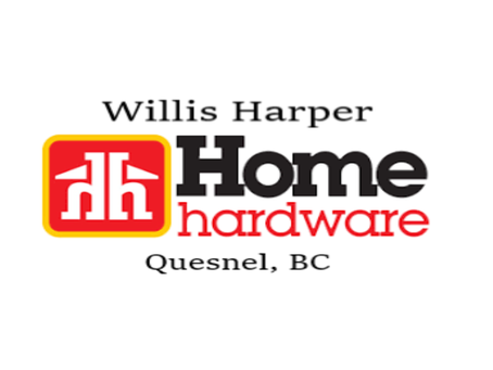Thank You, Willis Harper Home Hardware