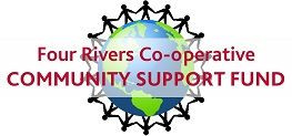 2018 - Four Rivers Co-op Community Support Fund donation