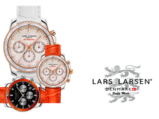 Watchshop.com Takes On Lars Larsen Watches