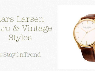 Lars Larsen Retro & Vintage Styles