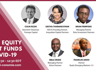 Ebele Okeke speaks on how African Private Equity & Credit Funds are responding to COVID-19