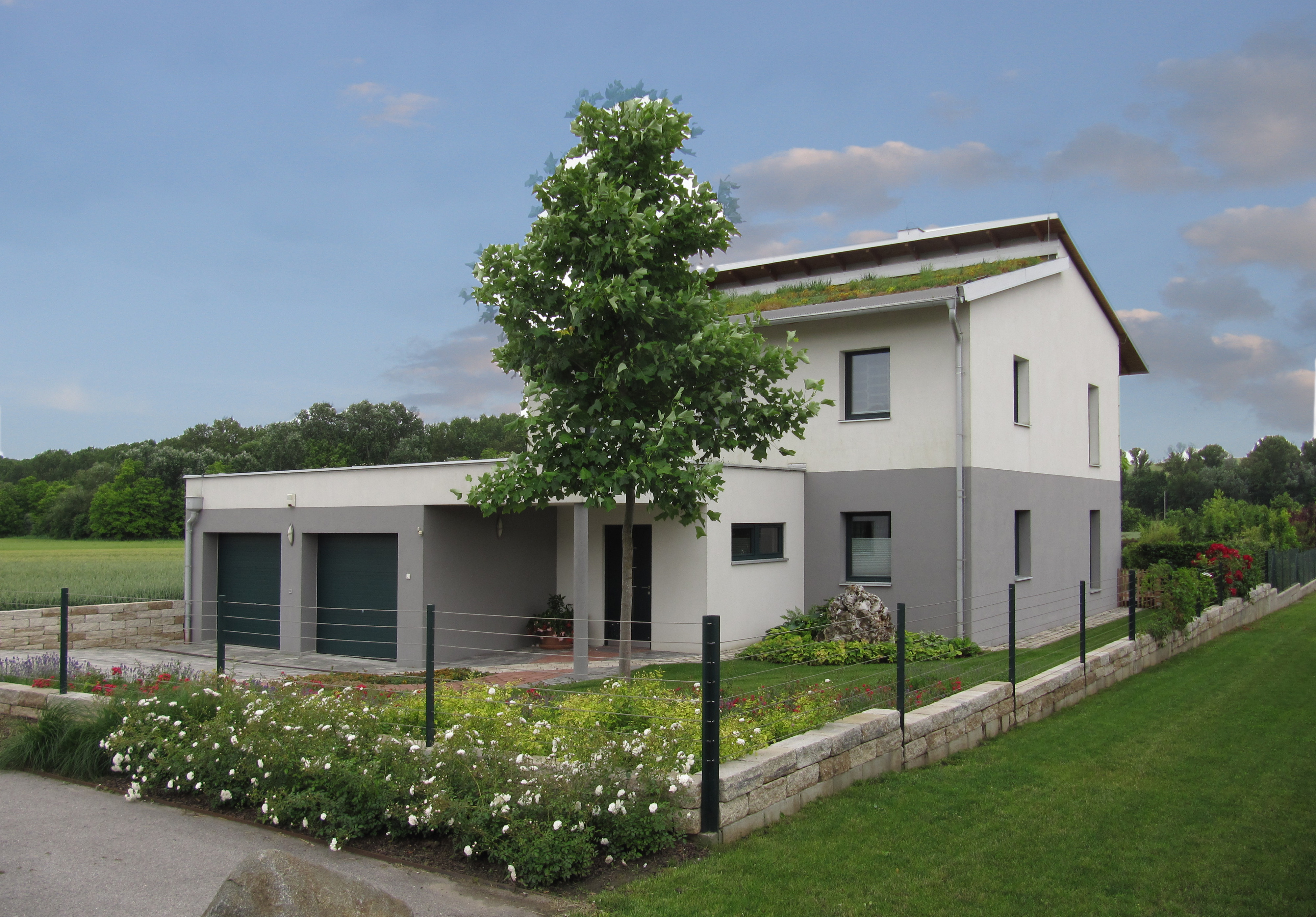 Wohn-und Geschäftshaus