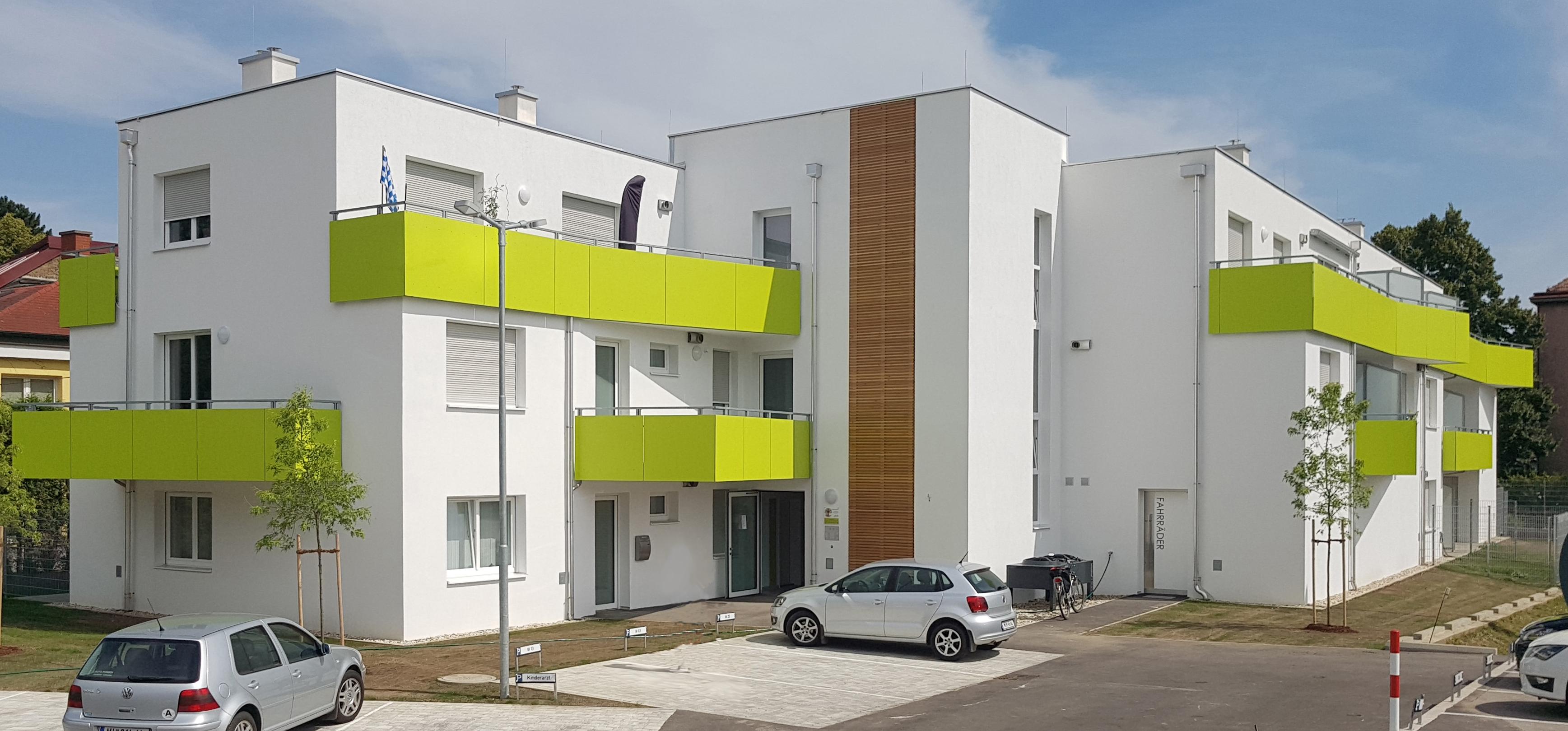 Wohnanlage in Mistelbach
