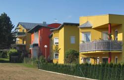 Wohnhausanlage in Mistelbach